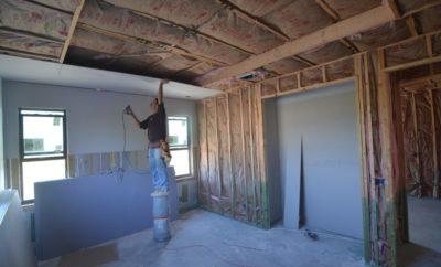 Erfahrungsbericht 25.Teil Hausbau in Cape Coral USA – Trockenbau