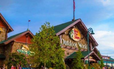 Bass Pro Shop – Outdoor Wonderland