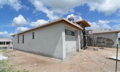 Erfahrungsbericht 26.Teil Hausbau in Cape Coral USA – Außenputz