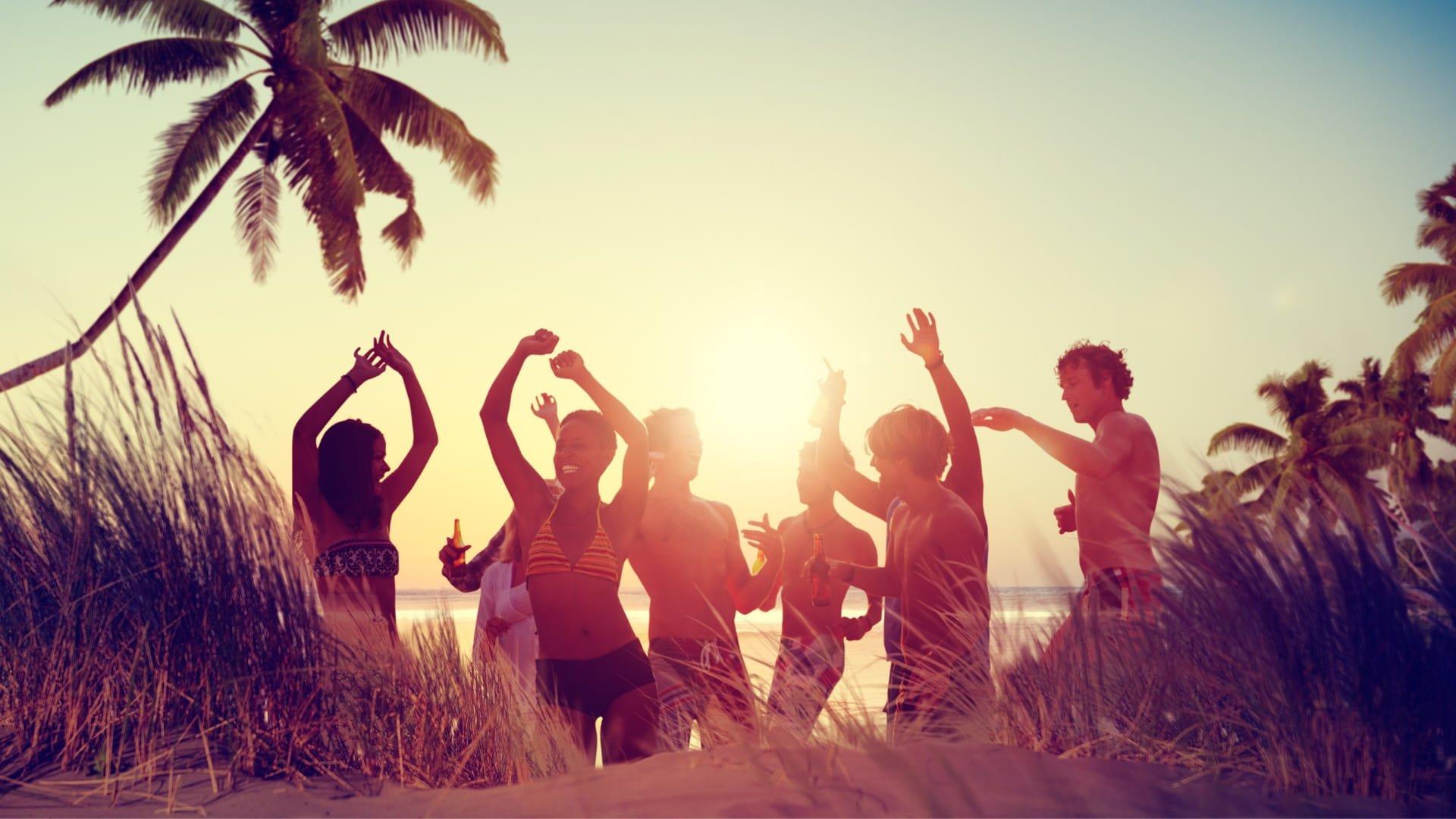 Urlaub in Florida Spring Break Party