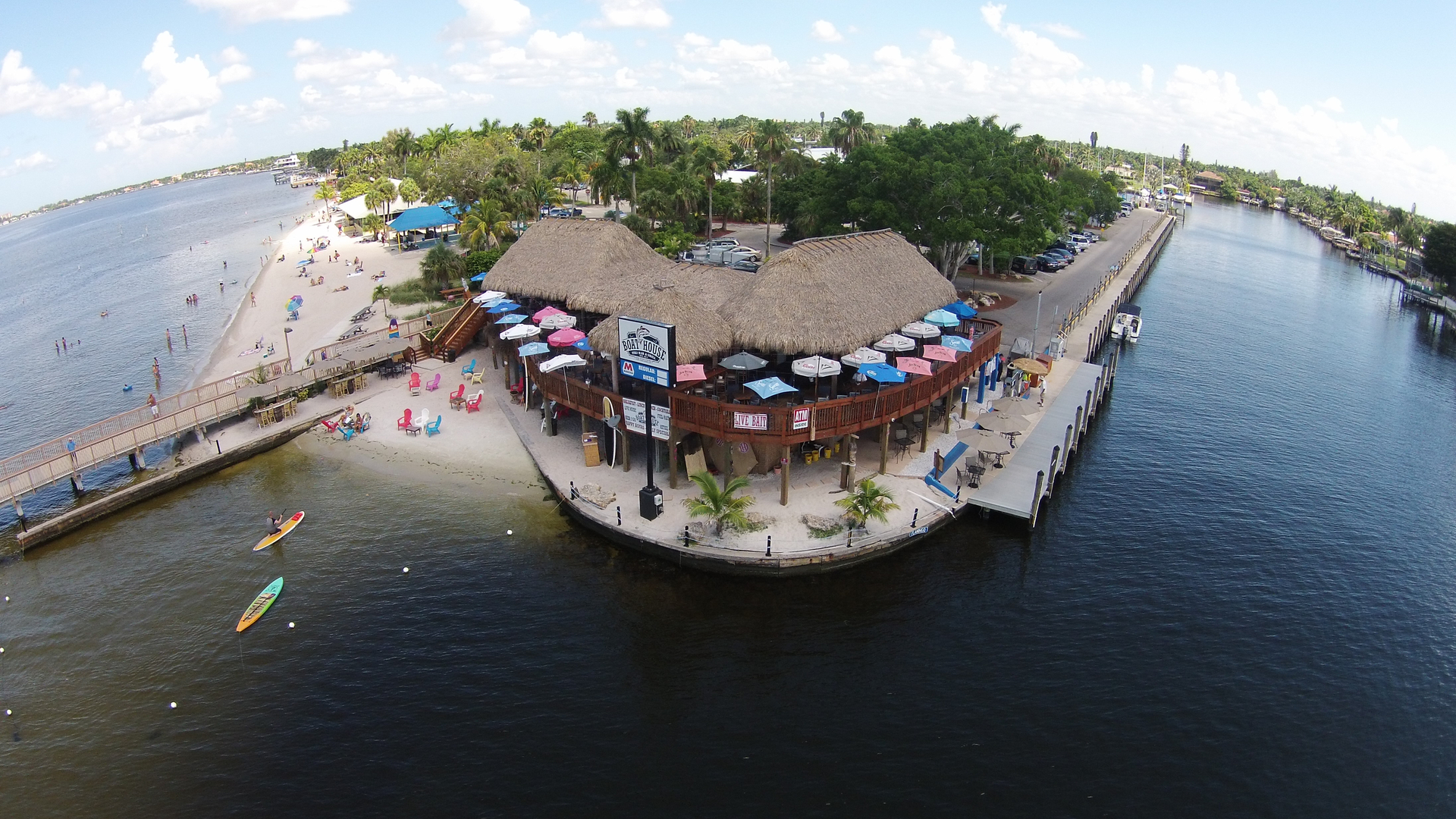 Boat House Cape Coral