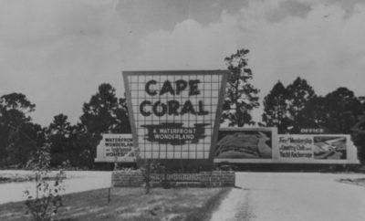 Die Geschichte von Cape Coral