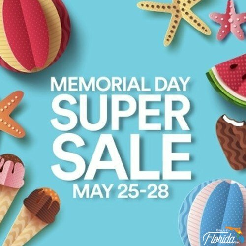 Sawgrass-Mills-Super-Sale-Memorial-Day-Shopping