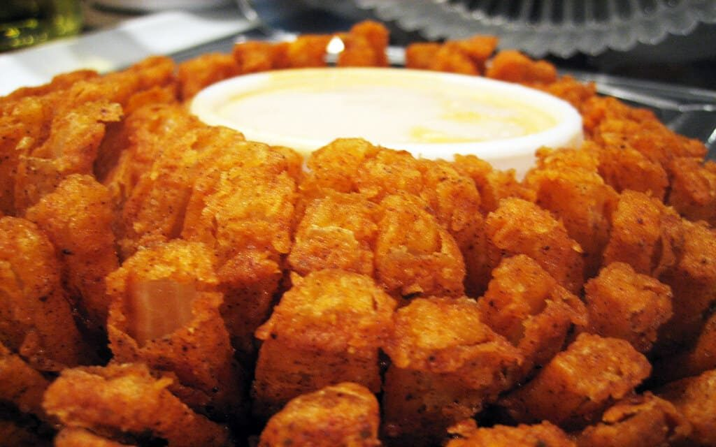 Outback-Steakhouse Blooming Onion