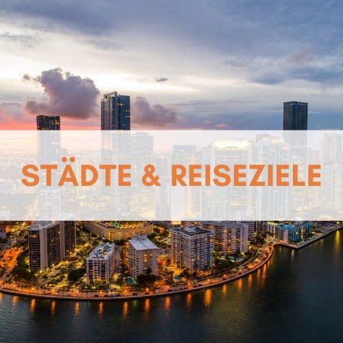 Florida Städte Reiseziele Sprungmarke
