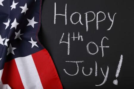 4.Juli Independance Unabhängigkeitstag Gründungstag Cape Coral Florida USA