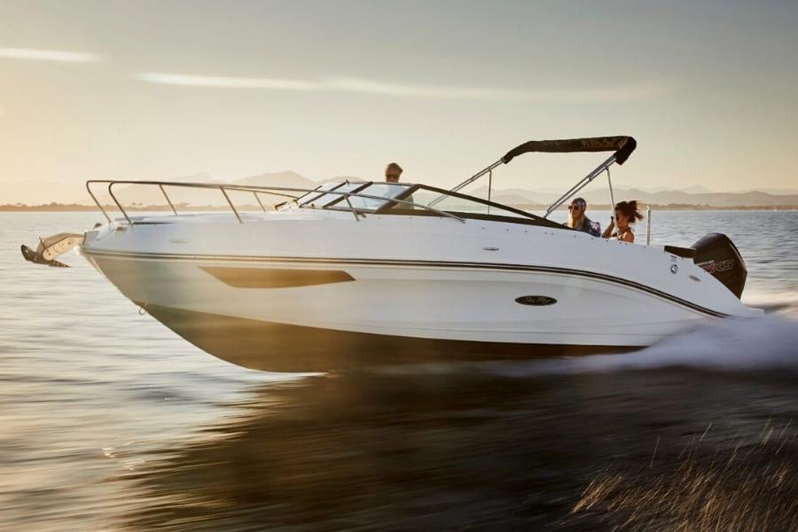 Angebot Boot Gutschein für Ferienhaus Buchungen auf Urlaub-in-Florida