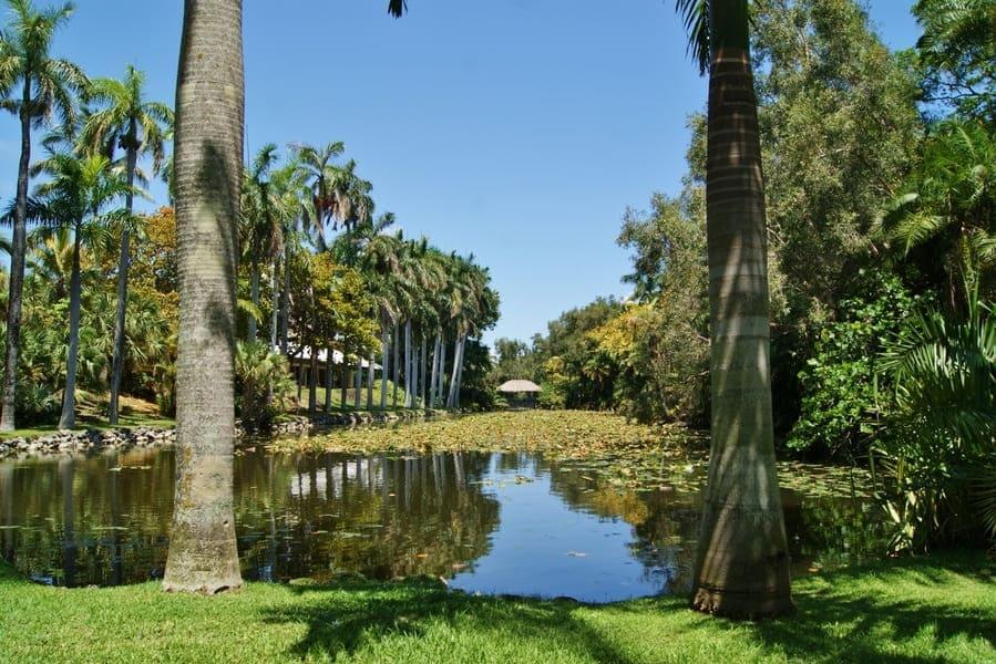 Bonnet House und Gardens Fort Lauderdale Florida