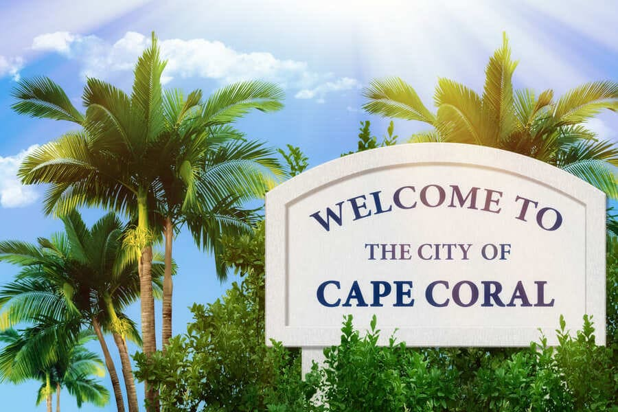 Cape Coral Welcome to the City