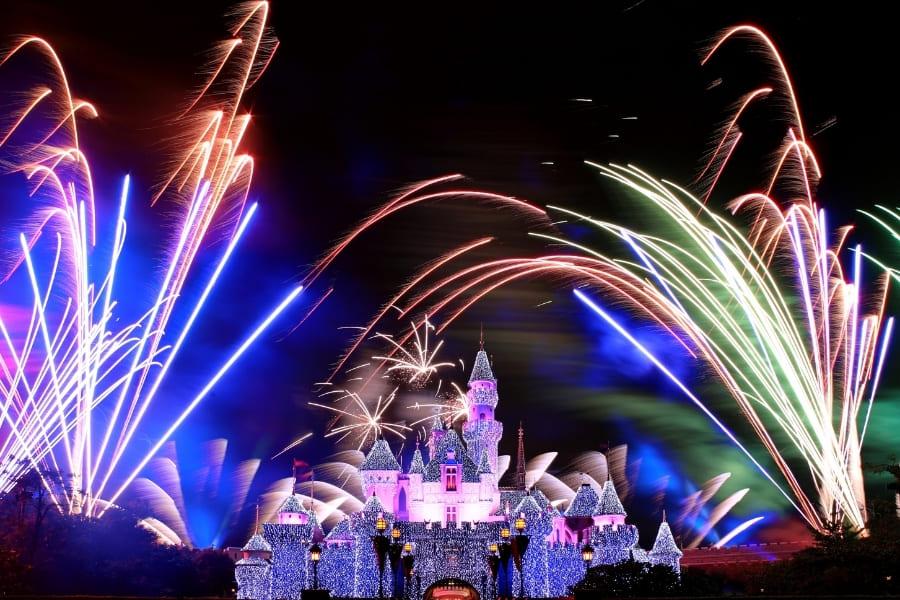 Disneyworld in Orlando Florida