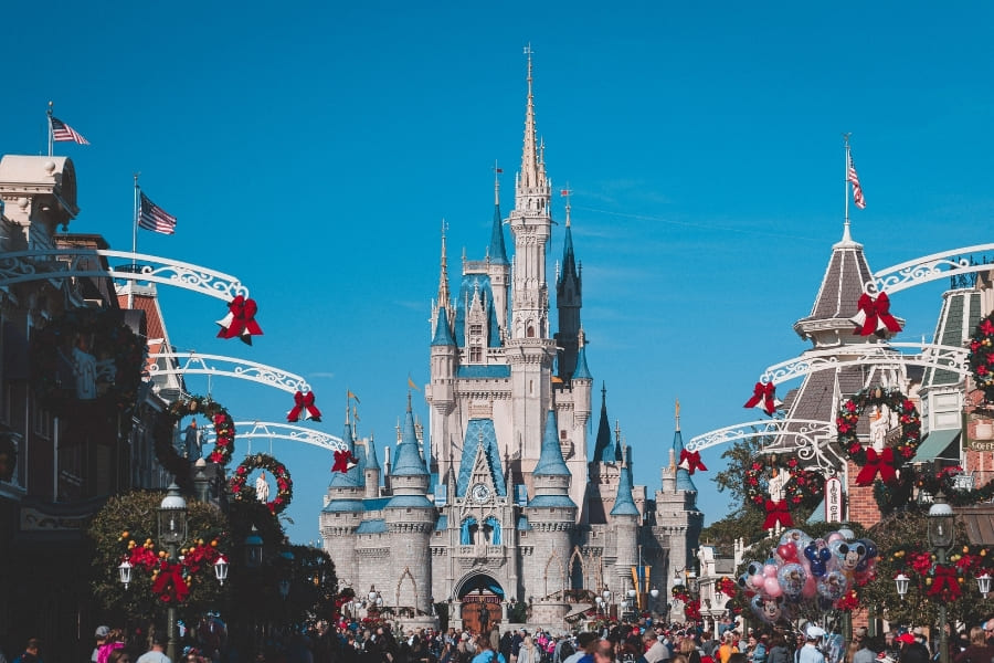 Disneyworld in Orlando Florida