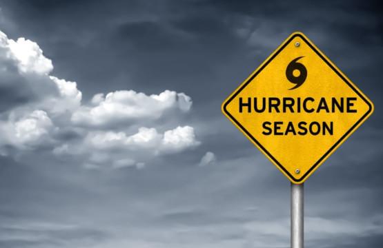 Hurrikan Saison
