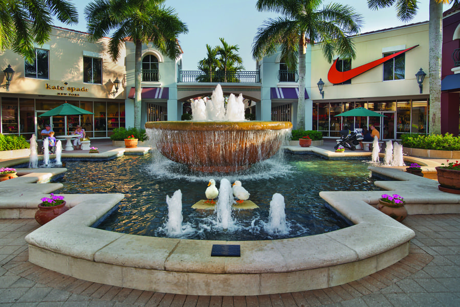 Miromar Outlets in Estero Nike