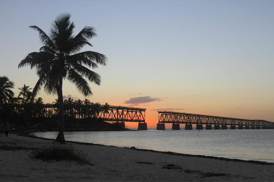 Nationalparks in Florida Bahia Honda State Park Urlaub in Florida