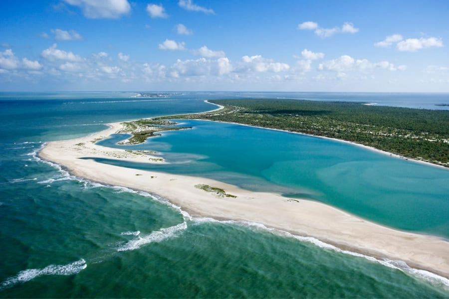 Nationalparks in Florida Cayo Costa Urlaub in Florida