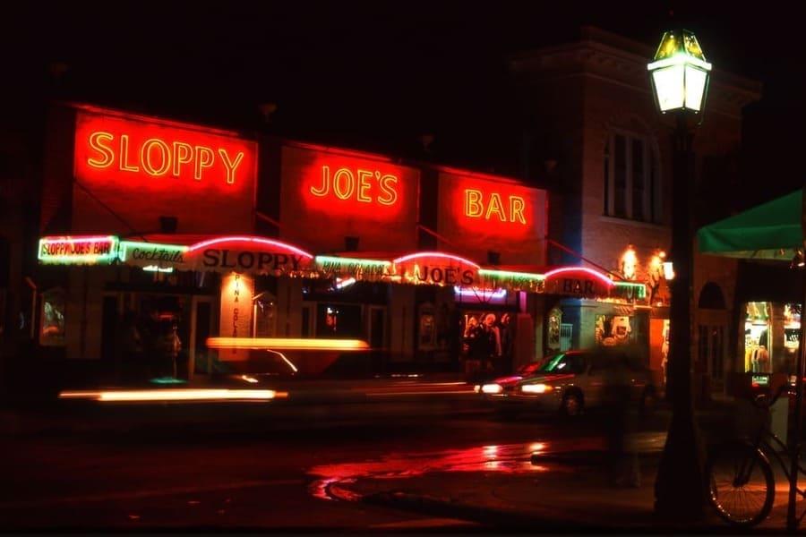 Key West Florida Sloppy Joes Bar
