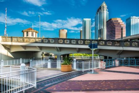Tampa-Riverwalk