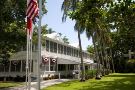 Truman Little White House in Key West