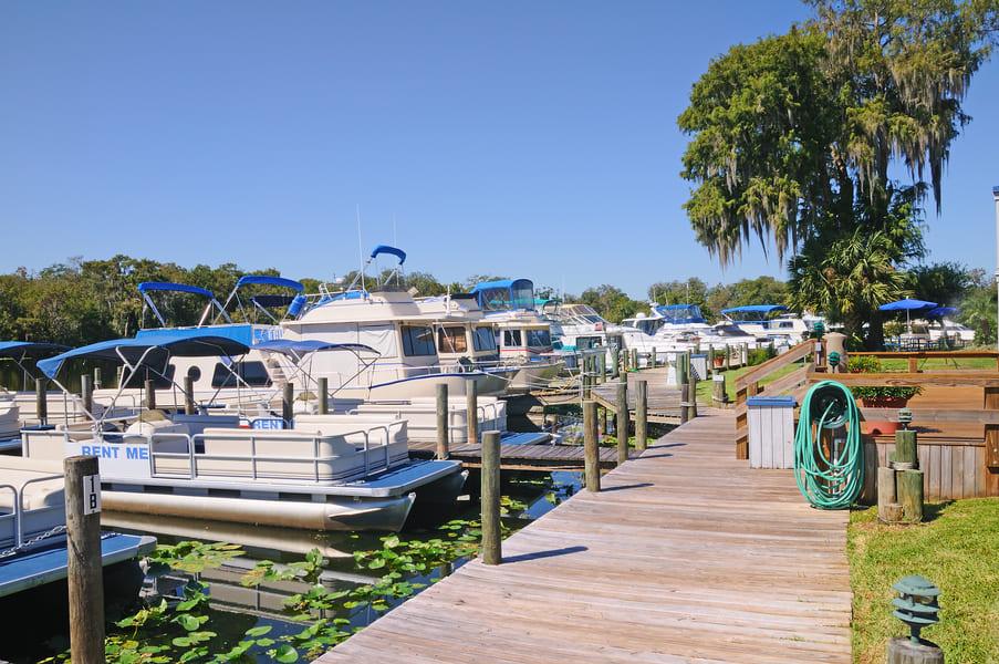 Boote und Jetski mieten in Cape Coral