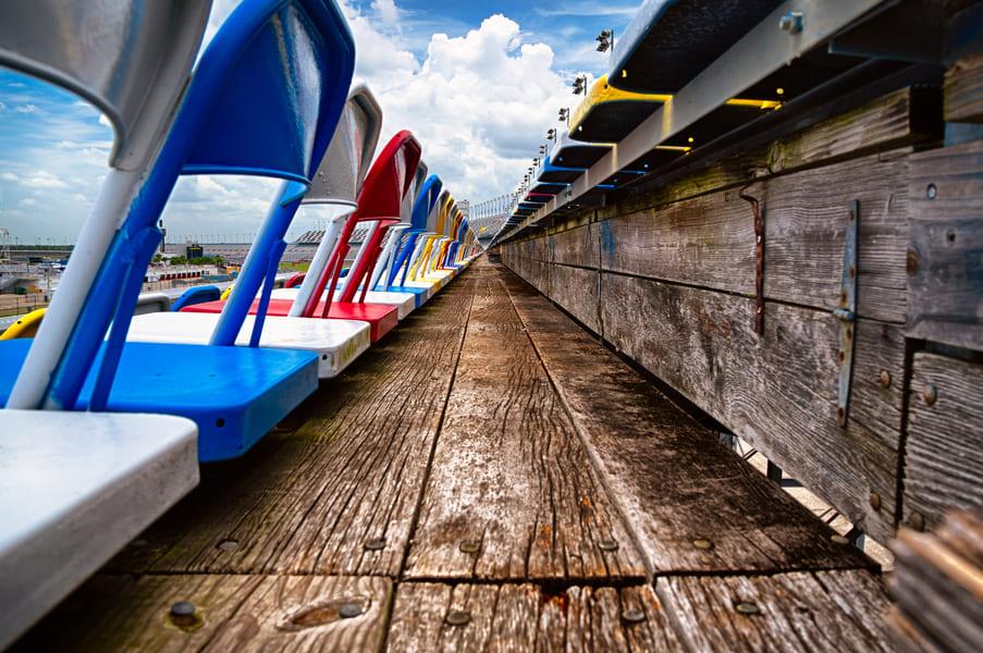 Daytona International Speedway in Daytona Beach Florida