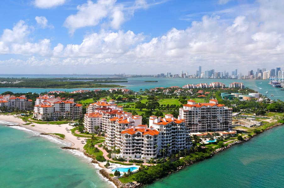 Fisher Island Florida