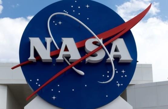 Kennedy Space Center in Cape Canaveral Florida Nasa Logo