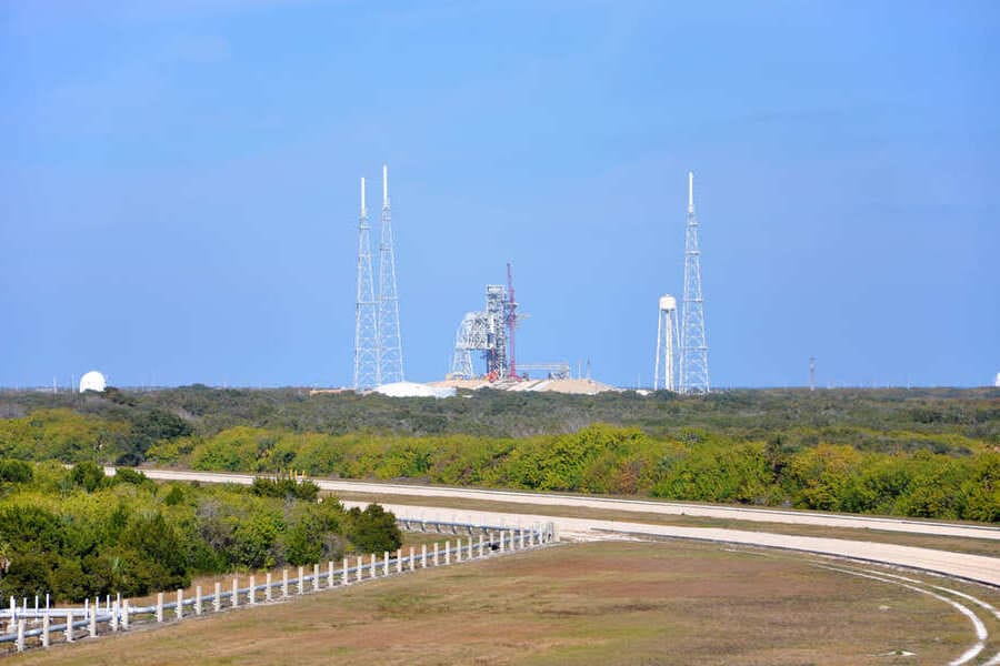 Kennedy Space Center in Cape Canaveral Florida Basis