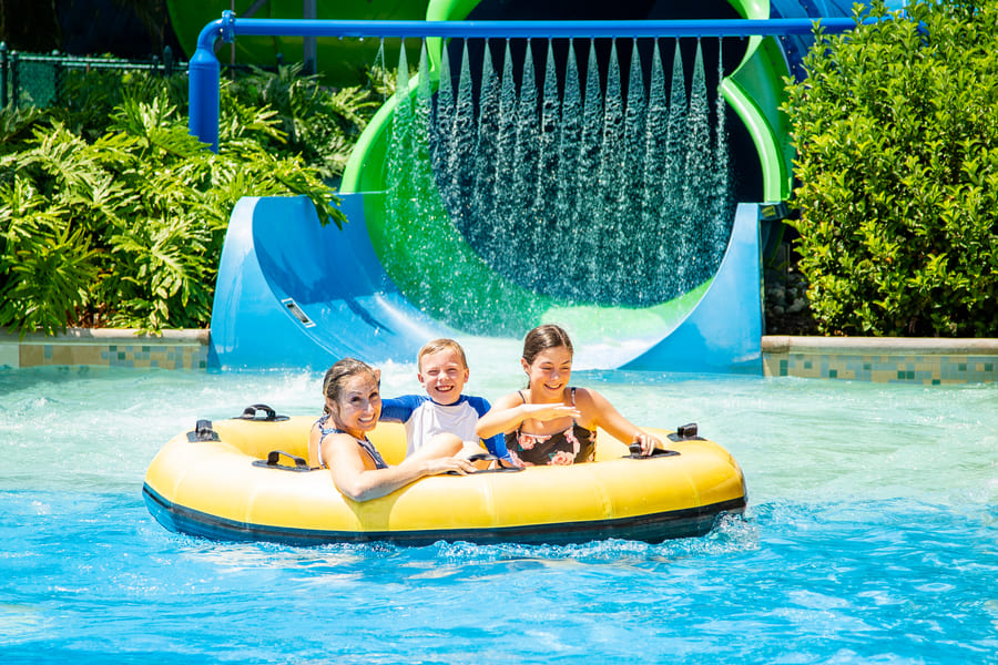 Sunsplash Family Waterpark Cape Coral