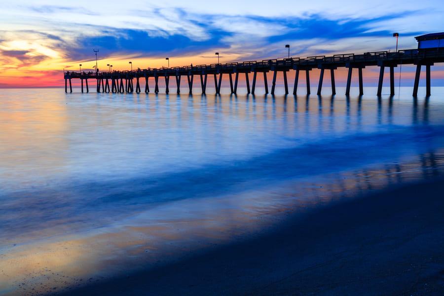 Venice Florida Pier